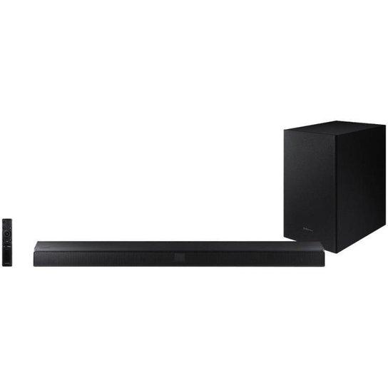 Soundbar Samsung com Subwoofer Wireless - Preto