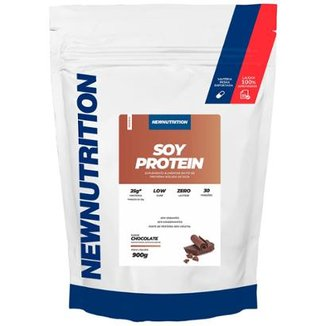 Soy Protein 900g NewNutrition