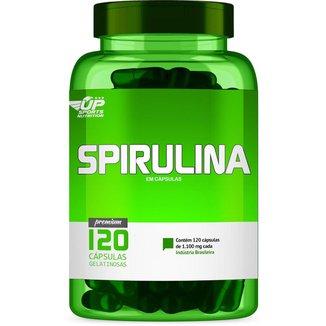 Spirulina Up Sports Nutrition 1100mg 120 cápsulas