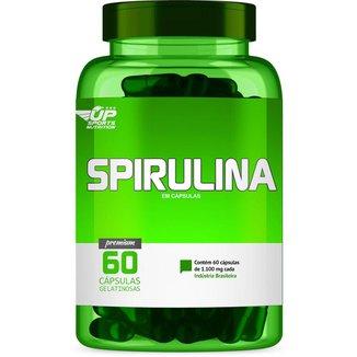 Spirulina Up Sports Nutrition 1100mg com 60 cápsulas