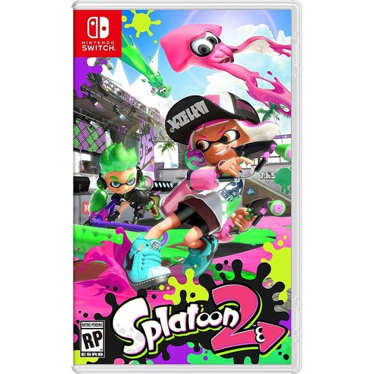 Splatoon 2 - Switch - Incolor