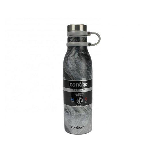 Squeeze hidratação termico Matterhorn Aço Inox 591ml - Cinza