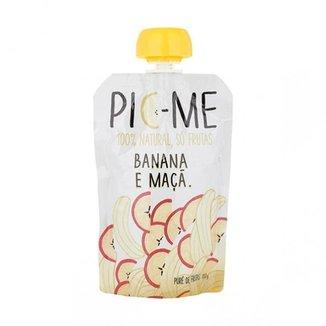 Squeeze PIC-ME De Frutas Banana e Maçã