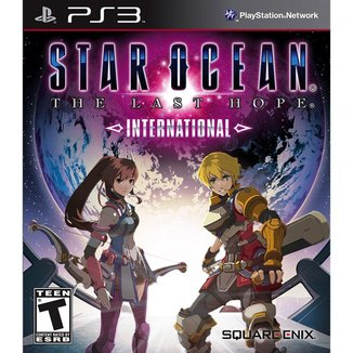 Star Ocean The Last Hope Internacional - Ps3