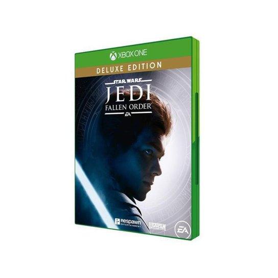 Star Wars Jedi Fallen Order Deluxe - Verde