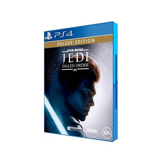 Star Wars Jedi Fallen Order Deluxe - Incolor