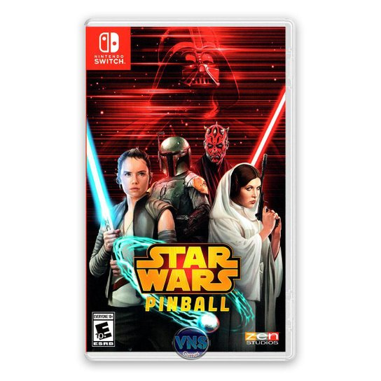 Star Wars Pinball - Switch - Incolor