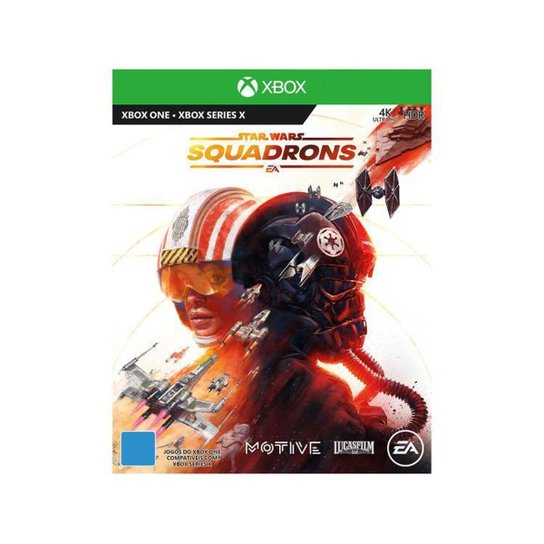Star Wars: Squadrons para Xbox One EA - Incolor