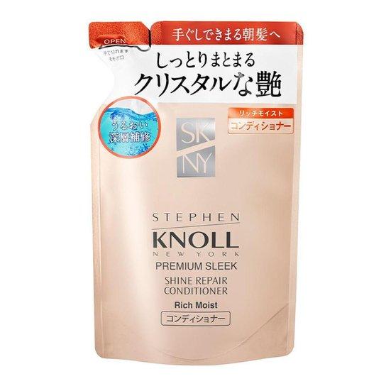 Stephen Knoll Rich Moist Condicionador Hidratante Refil 400ml - Incolor