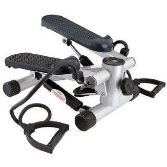 Stepper 3 Em 1 Com Corda WCT Fitness Simulador de caminhada