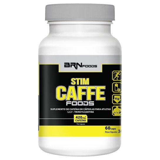 Stim Caffe Foods 60 Cáps - BR Butrition Foods -