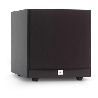 Subwoofer Jbl Ativo Stage A100p 150w Home Theater Preto