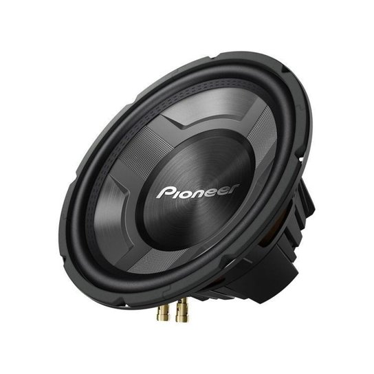 "Subwoofer Pioneer 12"" 350W RMS 4ohms TS-W3060BR - Preto"