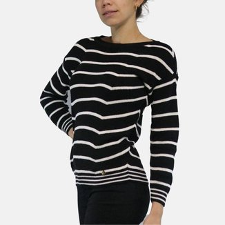 Suéter Cia Basic Listrado