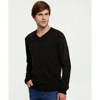 Suéter MR Manga Longa Masculino