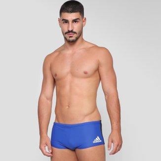 Sunga Boxer Adidas Color Block