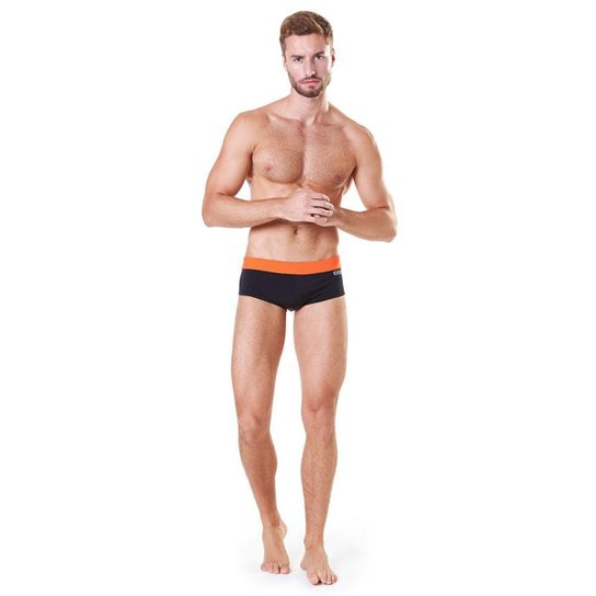 Sunga Ferzon Rio Boxer Trunk Masculina - Laranja