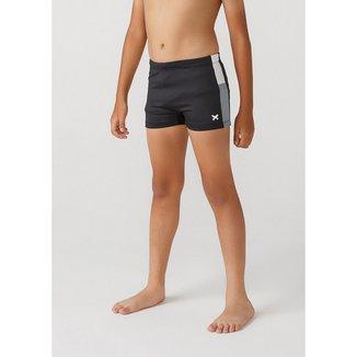 Sunga Infantil Masculino Boxer Com Proteção Solar Uv