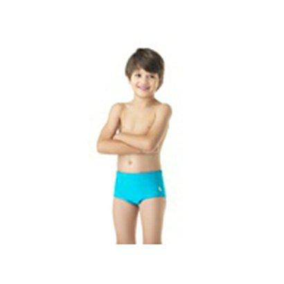 Sunga Lupo Km Kids 28920-002 - Azul Spectre