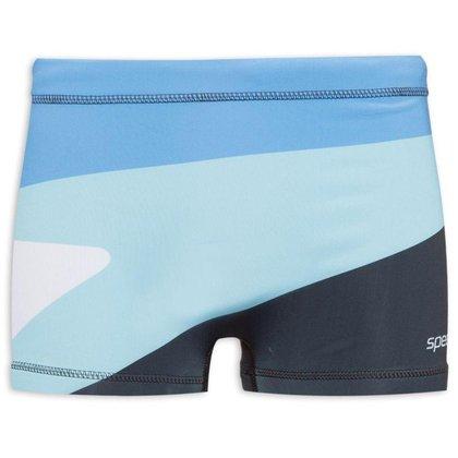 Sunga Speedo Boomerang Azul/Verde/Preto Masculino