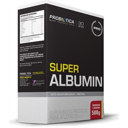 Super Albumin 500G – Probiotica