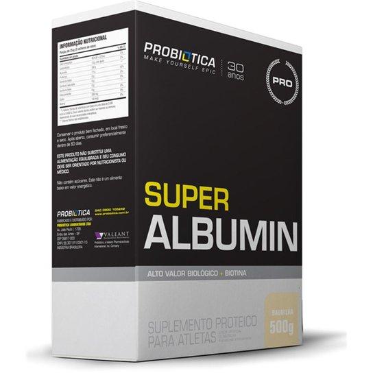 Super Albumin 500G - Probiotica -
