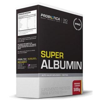 Super Albumina 500g – Probiótica
