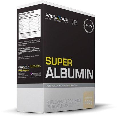 Super Albumina 500g ? Probiótica
