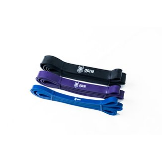 Super Band Kit com 3 Intensidades ODin Fit