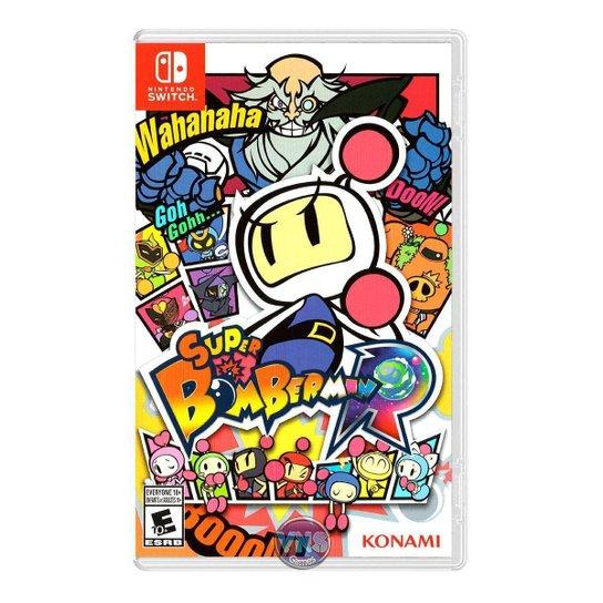 Super Bomberman R - Switch - Incolor