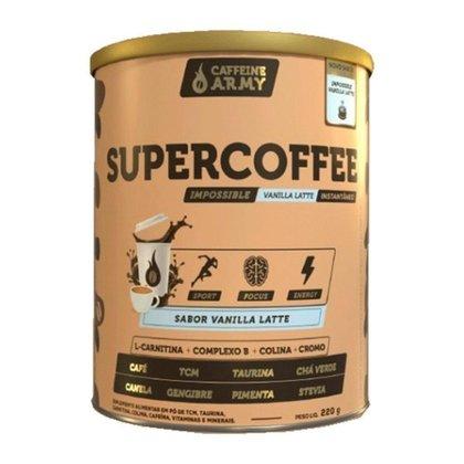 Super Coffee 2.0 Vanilla latte - 220g Caffeine Army