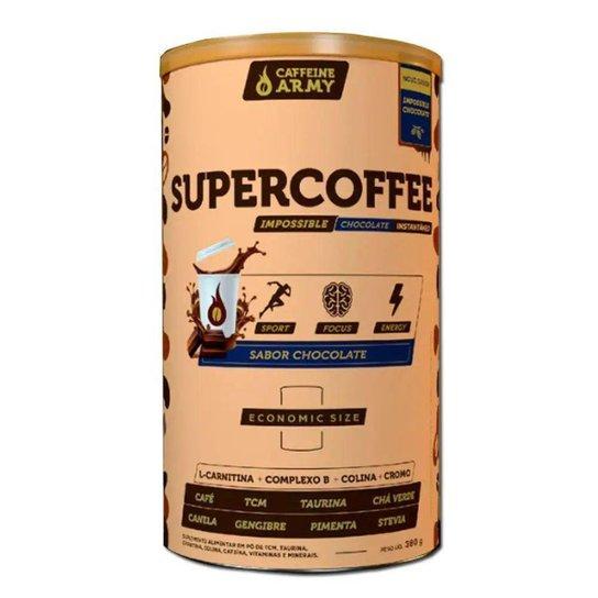 Super Coffee Chocolate 380g - Caffeine Army -