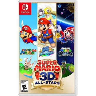 Super Mario 3D All Star - SWITCH