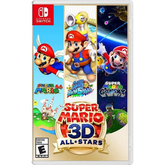 Super Mario 3D All Star - SWITCH - Incolor