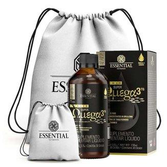 Super Omega3 Tg Liquid 150Ml + Mochila - Essential Nutrition (Sem Sabor)