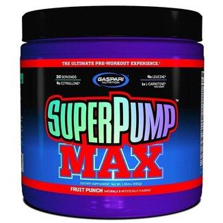 Super Pump Max - Gaspari Nutrition