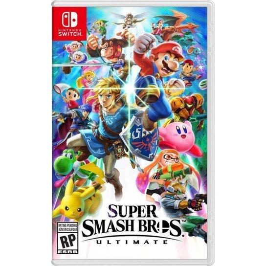 Super Smash Bros. Ultimate - Switch - Incolor