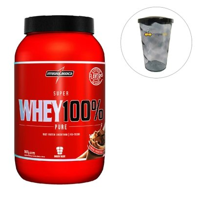 Super Whey 100% Pure Body Size + Shakeira700ml