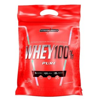 Super Whey 100% refil 1,8kg  Integralmédica