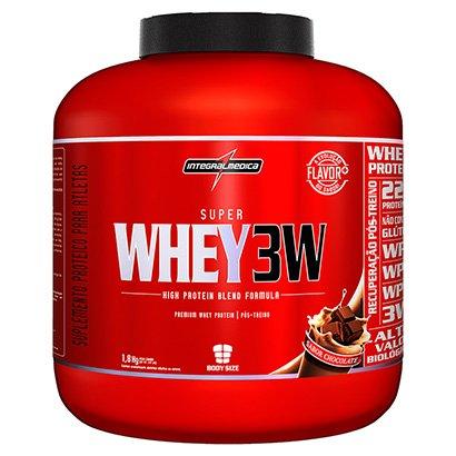 Super Whey 3W 1,8 Kg – IntegralMédica