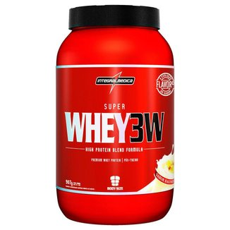 Super Whey 3W - 907 g Body Size - IntegralMédica