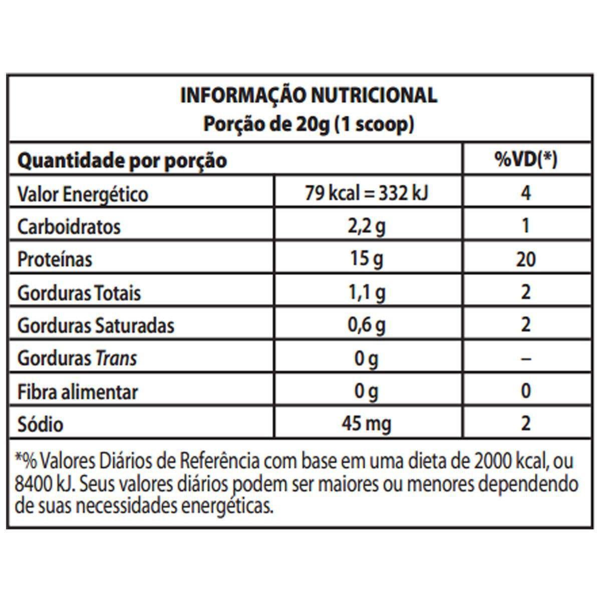 ce4887f5a0 Super Whey 3W - 907 g Body Size - IntegralMédica - Chocolate ...