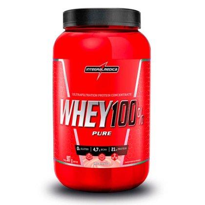 Super Whey Protein 100% 907g - IntegralMédica