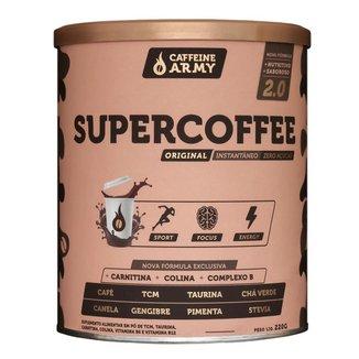 SUPERCOFFE 2.0 200G CAFFEINEE ARMY