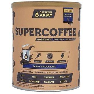 Supercoffe Chocolate 220g Caffeine Army