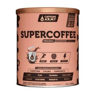 Supercoffe Tradicional 2.0 220g Caffeine Army