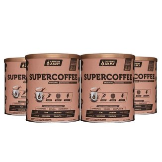 Supercoffee 2.0 220g Caffeinearmy - Original 4un