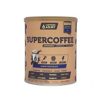 Supercoffee 2.0 220g Chocolate - Super Coffee Caffeine Army