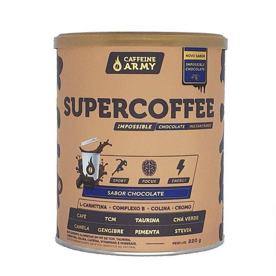 Supercoffee Chocolate 220g - Caffeinearmy -