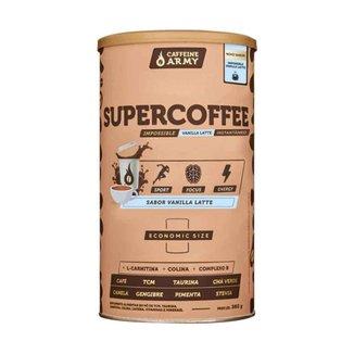 Supercoffee Economic Size Vanilla Latte 380g - Caffeine Army